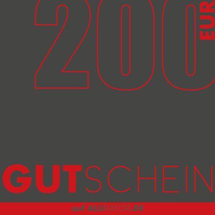 Gutschein - 200€